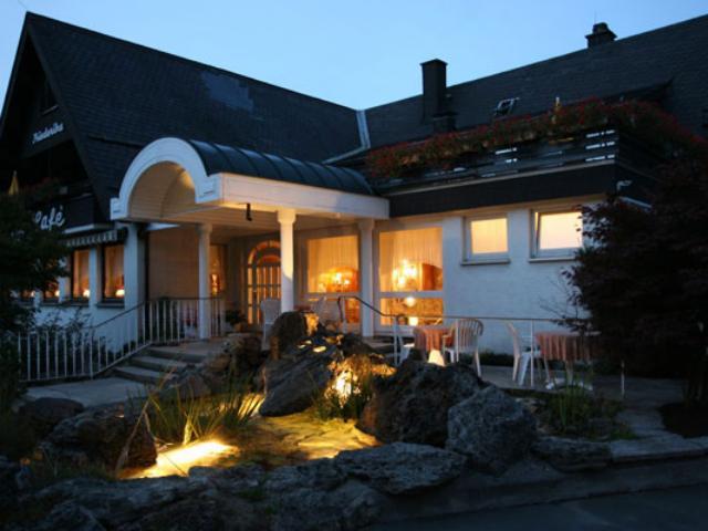 Strycktal - Hotel Friederike *** - aanzicht