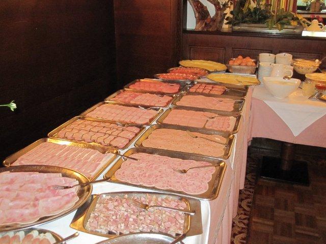Greifenburg - Hotel Rossmann *** - ontbijt