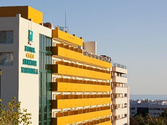 Marbella - Hotel Senator Marbella Spa **** - aanzicht