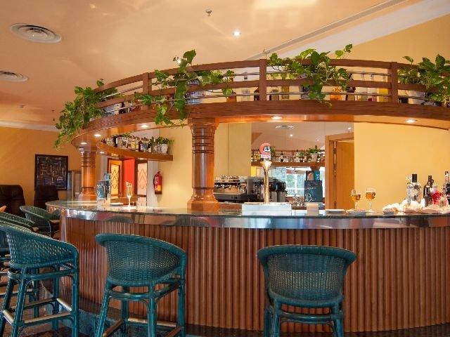 Marbella - Hotel Senator Marbella Spa **** - bar