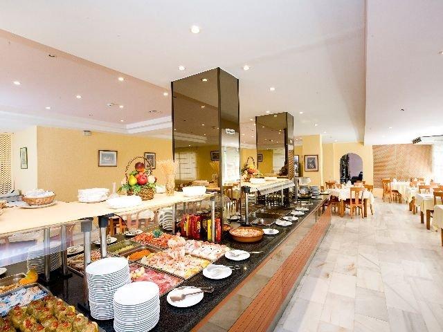Marbella - Hotel Monarque El Rodeo *** - restaurant