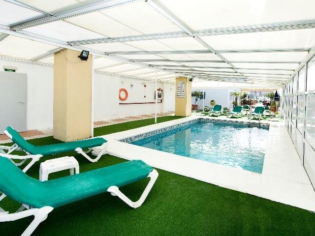 Marbella - Hotel Monarque El Rodeo *** - zwembad