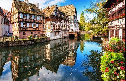 Duitsland, Cruise van Straatsburg over de Rijn naar Antwerpen - Oad busreizen
