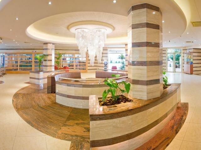 Santa Susanna - Hotel Florida Park **** - lounge
