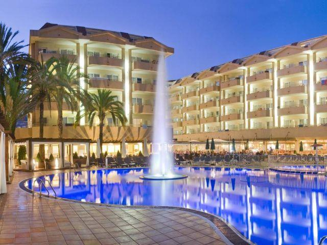 Santa Susanna - Hotel Florida Park **** - zwembad