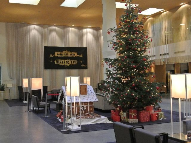 Wenen - Radisson Blu Park Royal Palace **** - lobby