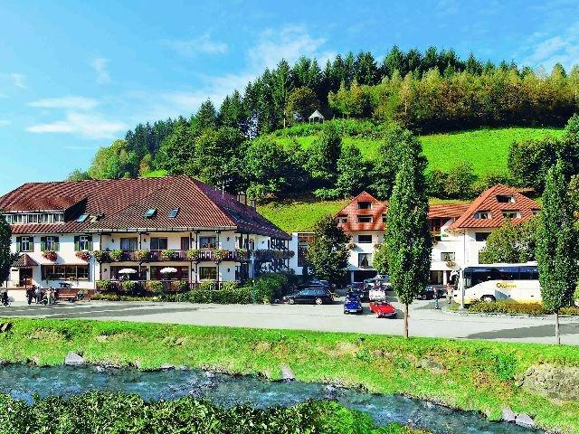 Oberwolfach - hotel 3 Könige *** - aanzicht