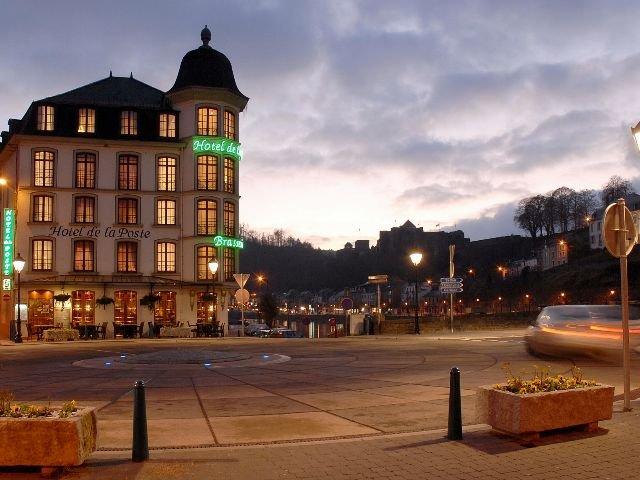 Bouillon - Hotel de la Poste **** -aanzicht