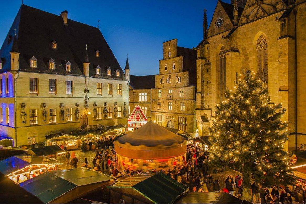 Kerstmarkt Osnabruck Hannover 2019 Busreis Overnachting Oad Nl