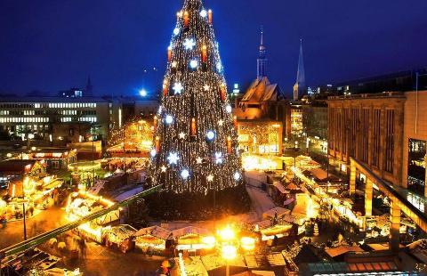 Duitsland, Kerstshoppen Dortmund en Münster - Oad busreizen