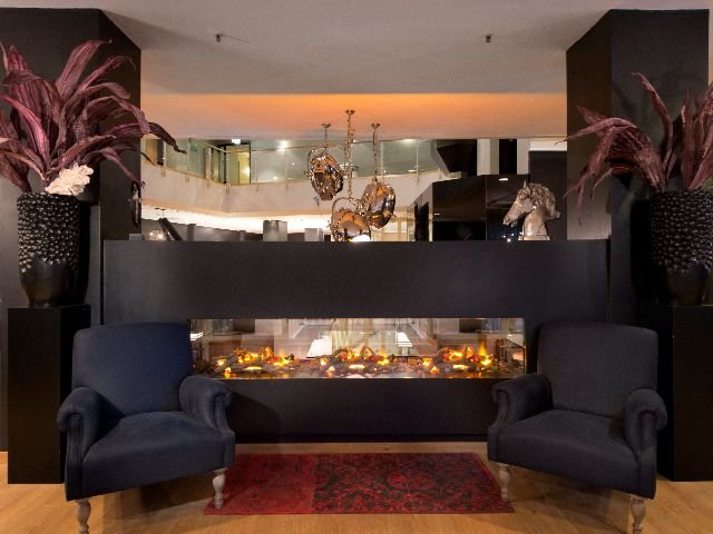 Hannover - Wyndham Hannover Atrium **** - lounge