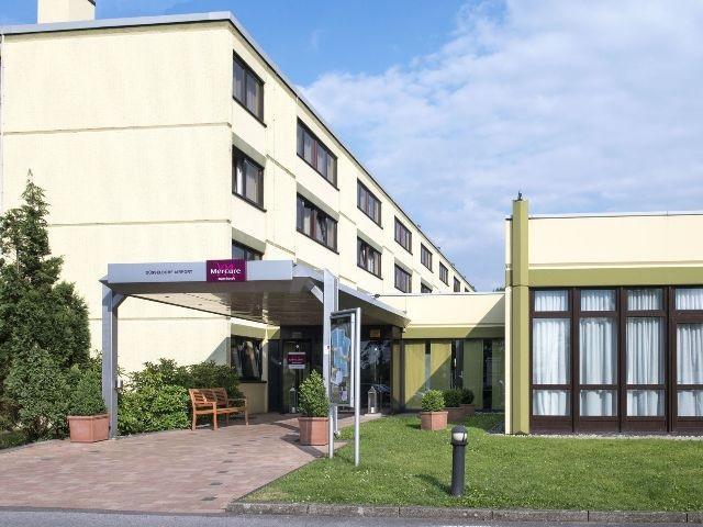Mercure Hotel Düsseldorf ****