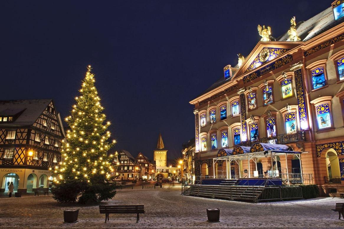 Kerst- en nieuwjaarsreis Het Zwarte Woud
