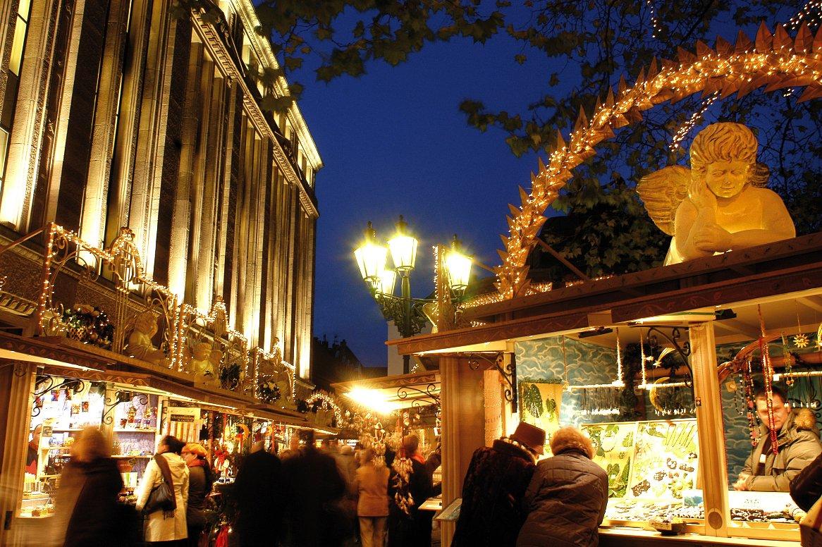 Kerstmarktcruise over de Rijn (4 dagen)