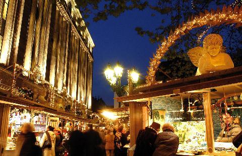 Duitsland, Kerstcruise over de Rijn - Oad busreizen