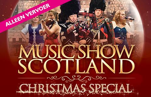Music Show Scotland Christmas Special 2017: alleen busreis - Oad busreizen afbeelding