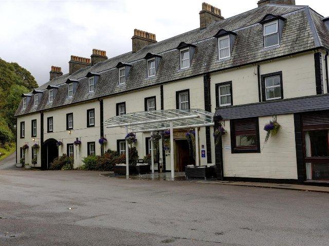 Penrith - Hotel Shap Wells *** - aanzicht