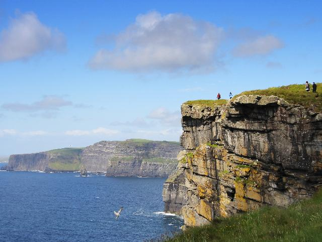 Ierland - Cliffs of Moher
