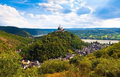 Duitsland, Cruise over de Romantische Rijn - Oad busreizen