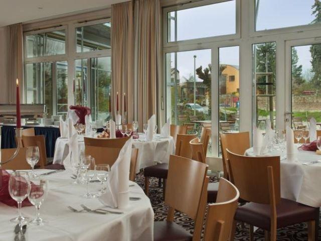 Dresden - Hotel Wyndham Garden Dresden **** - restaurant