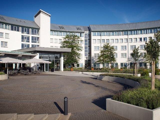Dresden - Hotel Wyndham Garden Dresden **** - aanzicht