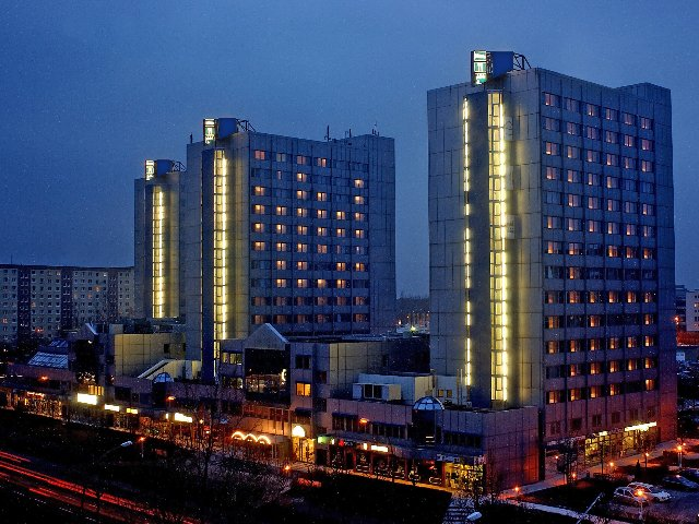 City Hotel Berlin East ***
