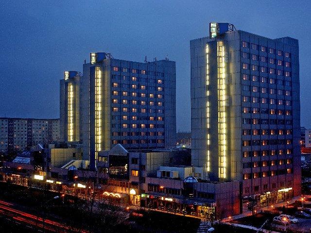 City Hotel Berlin East ***