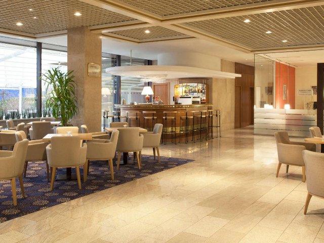 Praag - Hotel Panorama **** - lobby
