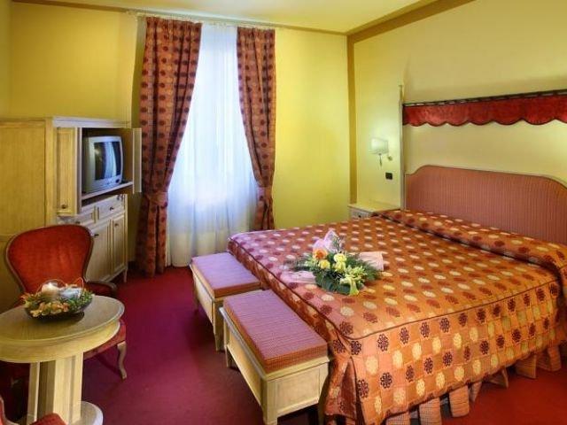 Montecatini Terme - Hotel Manzoni **** - 2-persoonskamer
