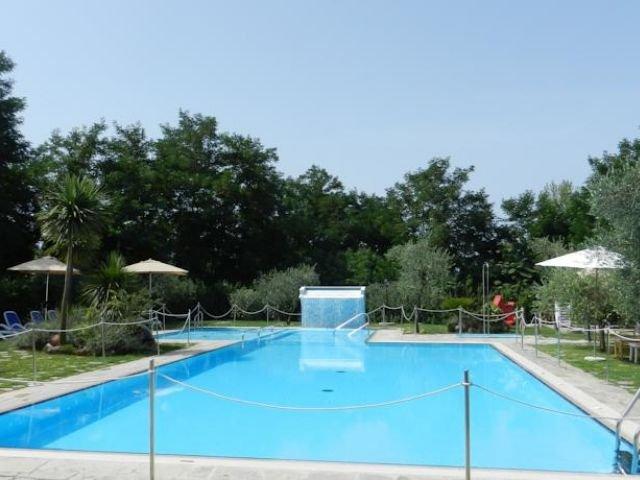 Sarzana - Santa Caterina Park Hotel *** - zwembad