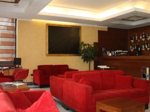 Sarzana - Santa Caterina Park Hotel *** - lounge