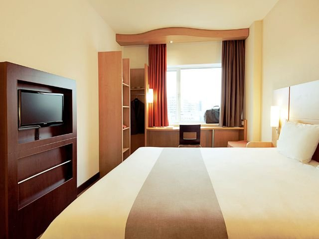 Ibis Kortrijk***-double room