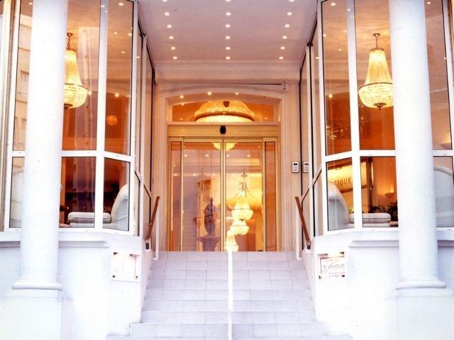 Lourdes - Hotel Jeanne D'Arc **** - aanzicht