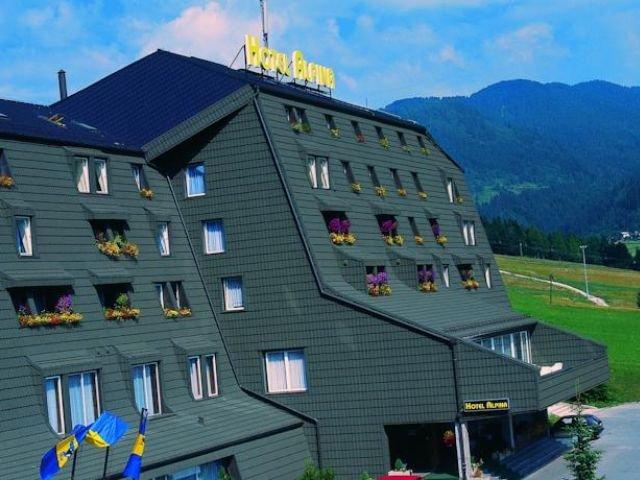 Hotel Alpina***