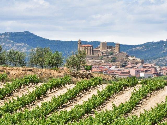 Spanje - La Rioja - wijnstreek
