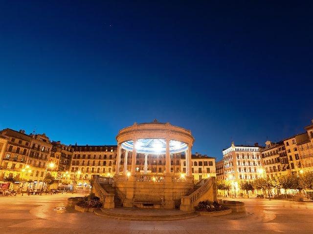 Spanje - Pamplona