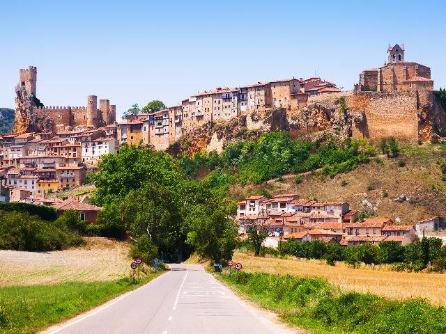 Spanje - Burgus