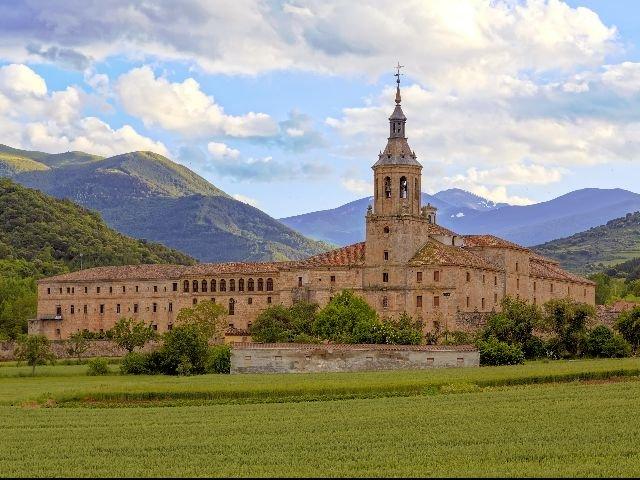Spanje - Baskenland - San Millan de Cogolla