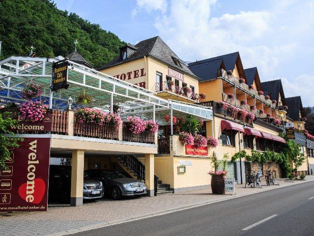 Brodenbach - Hotel Anker *** - aanzicht