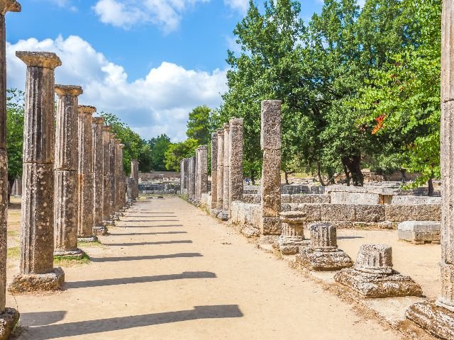 Griekenland - Olympia
