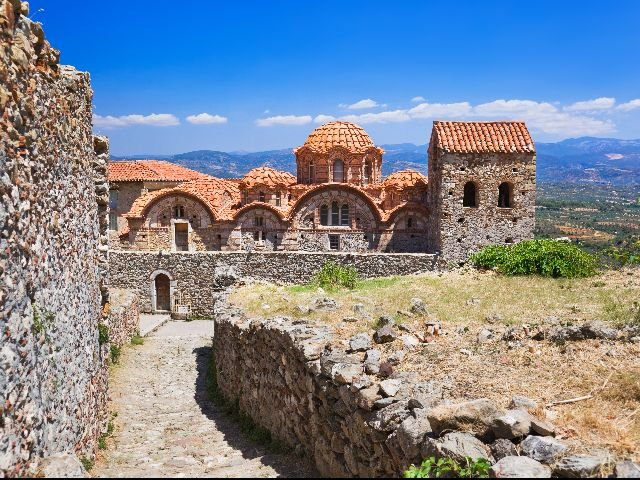 Griekenland - Mystras