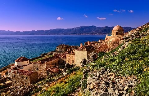 Griekenland - Monemvasia