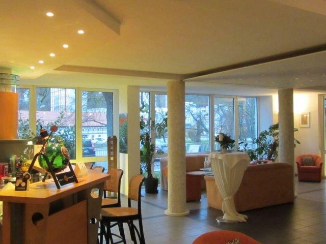 Suhl - Michel Hotel Suhl **** - restaurant