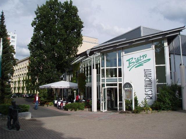 Suhl - Michel Hotel Suhl **** - aanzicht