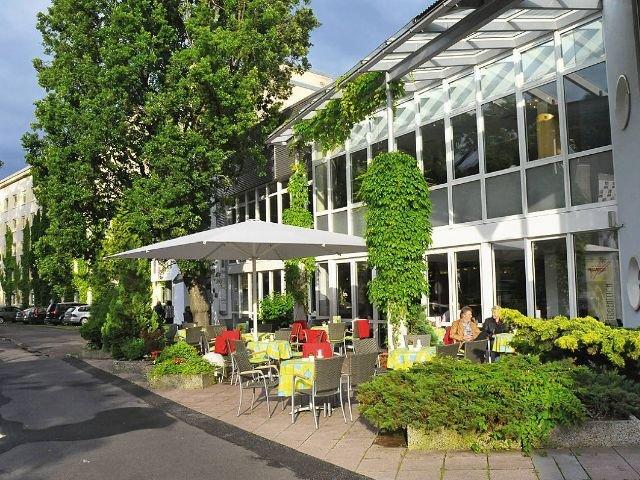 Suhl - Michel Hotel Suhl **** - terras