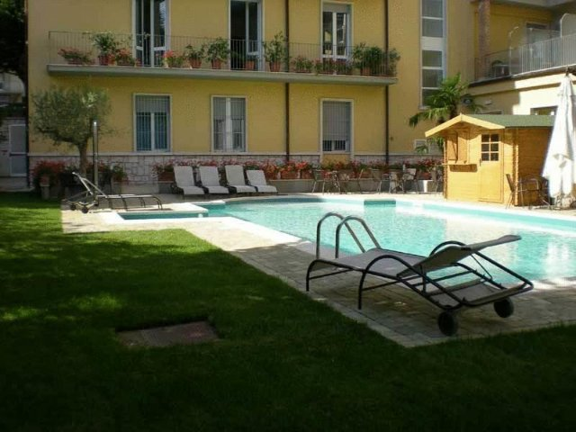 Chianciano Terme - Hotel Mizar **** - zwembad