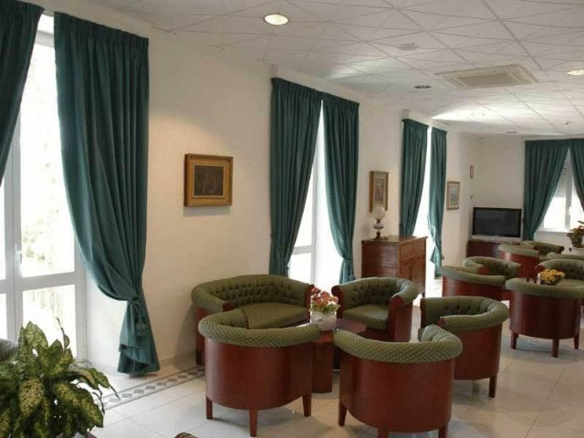 Chianciano Terme - Hotel Mizar **** - lounge