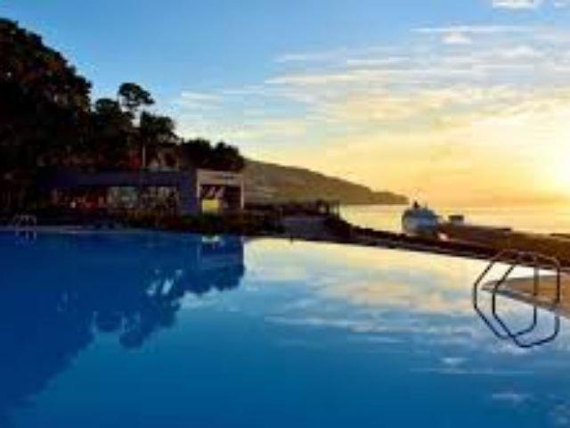 Funchal - Pestana Casino Park Hotel ***** - uitzicht