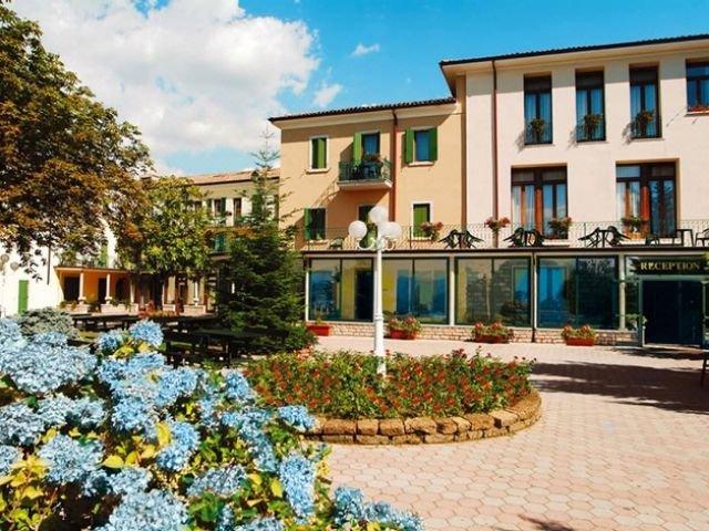 San Zeno di Montagna - Hotel Jolanda *** - aanzicht