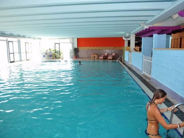 San Zeno di Montagna - Hotel Jolanda *** - zwembad